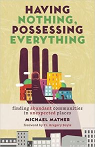 Having Nothing, Possessing Everything: Finding Abundant Communities in Unexpected Place